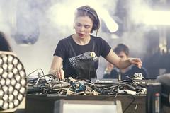 Nina Kraviz (RG Video) Tags: weather festival 2015 vincennes paris dj music techno house party live concert underground show electronic canon7d ninakraviz remygolinelli