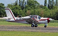 """G-BYSI WSK PZL Koliber 160A Sturgate  EGCV Fly In 07-06-15 (PlanecrazyUK) Tags: """"fly in"""" sturgate 070615 egcv gbysi wskpzlkoliber160a"""