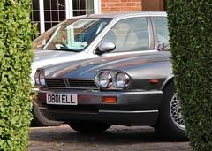 D801 ELL (Nivek.Old.Gold) Tags: 1987 jaguar 36 xjsc