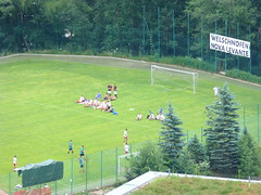 WELSCHNOFEN NOVALEVANTE CALCIO (aldofurlanetto) Tags: calcio welschnofen