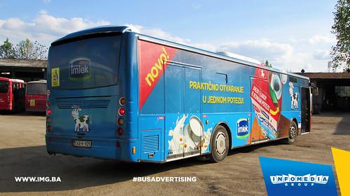 Info Media Group - Imlek, BUS Outdoor Advertising, Banja Luka 04-2015 (3)