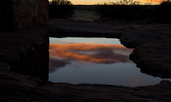IMG_6701 (francois f swanepoel) Tags: reflection clouds sunrise karoo northerncape noordkaap earlymorningsun nieuwoudtville karroo papkuilsfontein