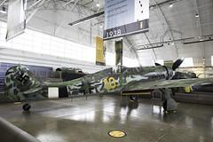 Focke Wulf 190 D 13 Dora (dcnelson1898) Tags: museum flying washington german fighters washingtonstate warbirds everett worldwar2 luftwaffe painefield flyingheritagecollection fockewulf190d13dora