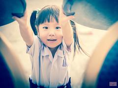 Ginny (BandG-Foto) Tags: portrait girl playground children kid child play ginny childportrait