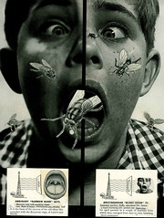 no flies on me (Kollage Kid) Tags: collage mouth fly flies