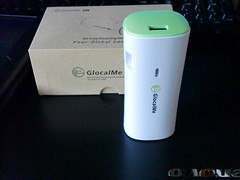 GlocalMe MiFi (HYAKUNEKO) Tags: wifi mifi pocketwifi prepaidwifi glocalme