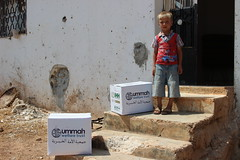 UWT Ramadhan Relief in Syria (Ummah Welfare Trust) Tags: poverty charity children war islam east hunger muslims middle ramadan ramadhan humanitarian humanitarianism