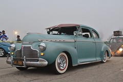 Mooneyes X-Mas Party 2016 (USautos98) Tags: 1941 chevrolet chevy specialdeluxe
