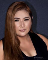Trina Portrait (Tex Texin) Tags: model soledad trina author chef female ginger girl host newscaster portrait redhead headshot face closeup
