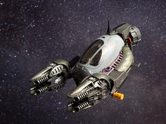 URUK-HAI Starfighter (Robiwan_Kenobi) Tags: robiwankenobi lego starfighter urukhai uruk scifi space spaceship fighter