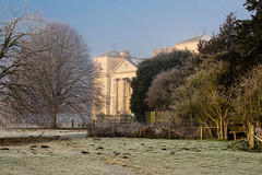 Frosty morning at Croome Court (bart7jw) Tags: croome court winter frost fog trust national stately home house t5i 700d canon sigma 18250