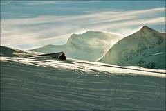 Winter scene (Katarina 2353) Tags: verbier switzerland katarina2353 katarinastefanovic