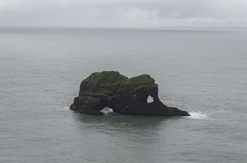 Cliff island, 12.07.2014.