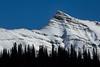 Nigel SE3 (robertdownie) Tags: trees sky mountains blue rock snow face ice peak rockies national park rocky pines banff icefields parkway jasper nigel se3