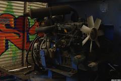 Bleu Motor