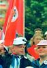 FDJ Jugendfestival in Ost-Berlin,DDR FDJ,DDR Pioniere,Thälmannpioniere (SchlangenTiger) Tags: freiedeutschejugend fdj pioniere jungpioniere thälmannpioniere jugendfestival ostberlin berlin schule schüler kinder jugend gdr gst ddr jungepioniere