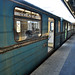 Old Metrovagonmash 81-71 - Budapest Metro