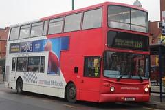 National Express West Midlands Volvo B7TL/Alexander ALX400 4253 (BU51 RVL) (Acocks Green) (john-s-91) Tags: nationalexpresswestmidlands volvob7tl alexanderalx400 4253 bu51rvl acocksgreen route11a sing