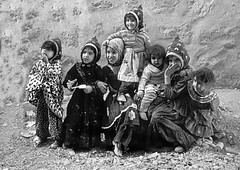 children (wolfgangfoto) Tags: bw blackandwhite children sana yemen 1987 wolfgangfoto