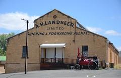 DSC_6528 A. H. Landseer Warehouse, 25 Railway Terrace, Morgan, South Australia (johnjennings995) Tags: ahlandseer building heritage museum morgan australia southaustralia architcture railwayterrace