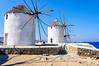 Mykonos (Kevin R Thornton) Tags: nikon d90 mediterranean windmill landscape mykonos travel greece mikonos egeo gr