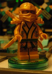 Lego Dimensions Ninjago Lloyd (Doc Nero) Tags: lego dimensions dc movie sonic hedgehog midway ninjago doctor who arcade spy hunter joker batman tardis dalek