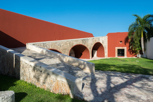 Up to Campeche's bastion