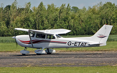 G-ETAT Cessna 172S Skyhawk SP (PlanecrazyUK) Tags: fly in sturgate cessna172sskyhawksp 070615 getat egcv