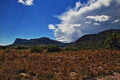 Guadalupe Mountains National Park Texas.  15 June 2015 (ov.black) Tags: park cloud mountain storm mountains clouds canon eos nationalpark texas tx canoneos guadalupemountainsnationalpark guadalupemountains approachingstorm stormcoming tamronlens stormapproaching efsmount 18270mm canoneosm