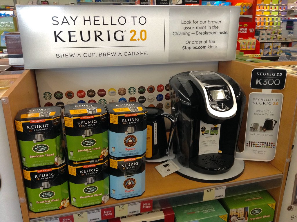 Keurig Coffee Maker by JeepersMedia, on Flickr