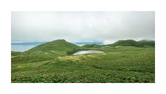 Pico, Aores (Sr. Cordeiro) Tags: panorama mountain lake green portugal field lago island nikon view stitch panoramic pico panoramica vista campo stitching lagoa monte nikkor serra v1 ilha azores aores vede 11275mm