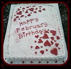 Valentine Cake by Ruth, Linn County, Iowa, www.birthdaycakes4free.com