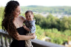 The Best View is Gazing at You (dreamstate.images) Tags: portrait baby mom infant child mother mama