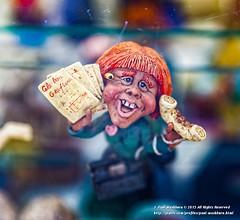 Figurine With Phone (Paul's Captures (paul-mashburn.artistwebsites.com)) Tags: marilyn marilynmonroe telephone figurines secretary figurine vintagefigurine teengirlonphone takingdictation secretaryandboss