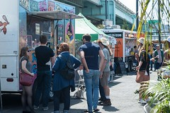 SOMA Street Food Trucks (cooli_#1) Tags: california street food men girl photography photo rainbow nikon women san francisco walks shoot outdoor district bart 85mm mexican mission trucks grocery nikkor 18 tough d3