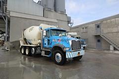 Empire Transit Mix (272) (RyanP77) Tags: nyc truck concrete mix model mixer dump r granite ready rex mack dm acl rd tractortrailer autocar maspeth etm empiretransitmix mcneilus