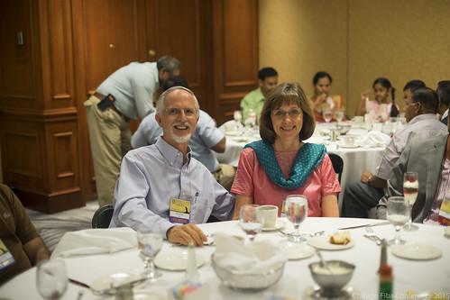 Jim and Sharon Flemming of Emmaus Correspondence School