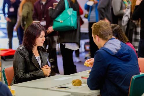 Conversation over soup TEDxYouth@Bunbury