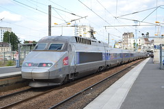 SNCF TGV 534 (Will Swain) Tags: travel paris france train de french europe north transport july rail railway trains des east le sec seen railways 13th franais noisy socit parisian tgv fer sncf nationale 534 2015 chemins noisylesec