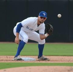 thon_throw (Buck Davidson) Tags: blue toronto state baseball florida joe dunedin buck jays minor davidson prospect league dickie thon 2015 nikond7100