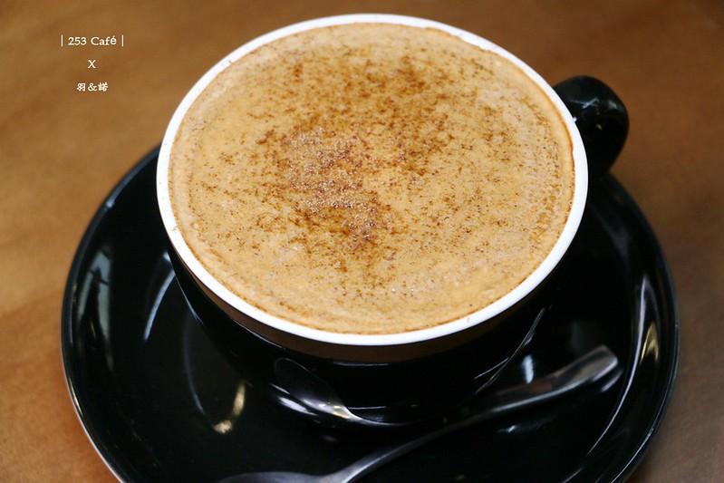 253 Café永康街美食捷運東門站咖啡廳085