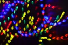 Holiday colors (donjuanmon) Tags: sliders slidersunday hss donjuanmon holiday light red blue yellow black zoom macro macromondays hmm