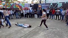 NEH @ Mood Indigo 25DEC2016 (Naujawan-E-Hind) Tags: street streettheatre streetplay festival naujawan e hind