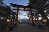 Mount Fuji Under a Tori Gate (Yuga Kurita) Tags: fuji fujisan fujiyama mount mt japan landscape snowcapped mountain tori torii gate shinto japanese culture