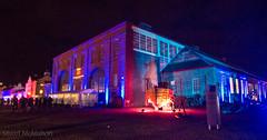 344 - Illumination Festival (md93) Tags: 366 illumination festival art architecture lights irvine scottish maritime museum scotland ayrshire linthouse carola ships