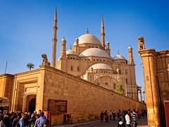 Cairo Citadel and Mosque of Muhammad Ali, Cairo, Egypt (CamelKW) Tags: cairo egypt cairocitadel mosqueofmuhammadali