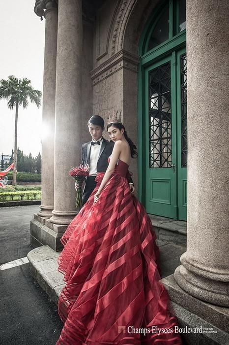 婚紗作品,貴婦百貨,自來水博物館,南方澳,五結鄉稻田,婚紗攝影