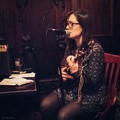 Rosaleen McGill at Fergies Pub (photom1k3) Tags: music rosaleenmcgill pa liveshow phildelphia fergiespub
