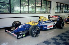 Nigel Mansell's 1992 Williams-Renault FW14B - Williams Grand Prix Collection, October 1996 (Dave_Johnson) Tags: camel canon bull nigelmansell mansell fw14 fw14b williams renault frankwilliams williamsf1 williamsgrandprixengineering williamsheritagecollection williamsgrandprixcollection formula1 formulaone f1 grandprix museum collection grove wantage car racingcar automobile red5 redfive