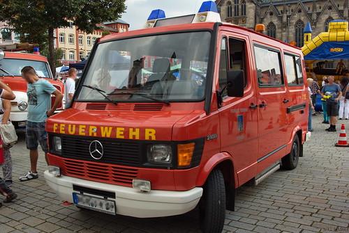 1993 Vorausrüstwagen (VRW) Freiwillige Feuerwehr Meinigen